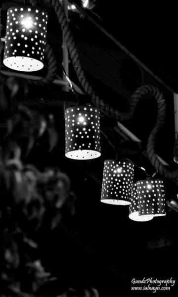 Digital Art - Lights by Gandz Photography