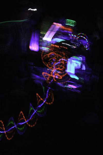 Chela Wall Art - Photograph - Lights In Chela Meadow by John Higby