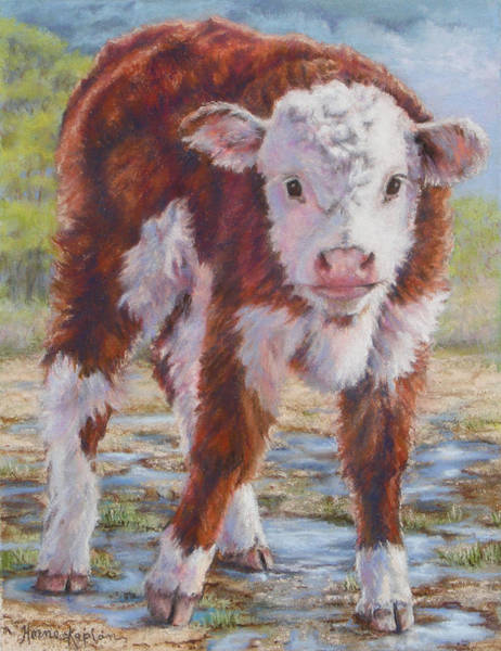 Painting - Lil' Pearl by Denise Horne-Kaplan