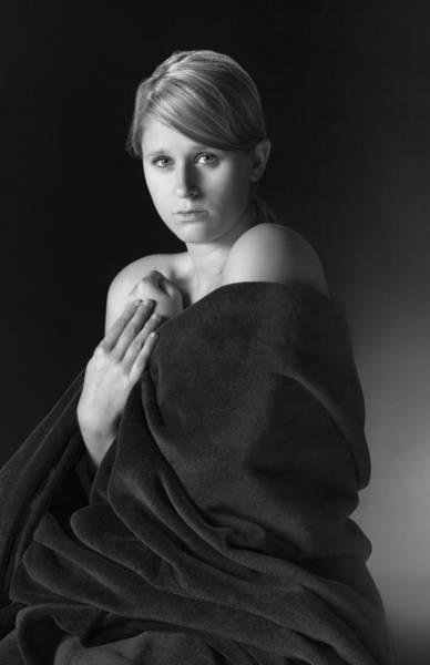 Misson Photograph - Lili by Lise Misson