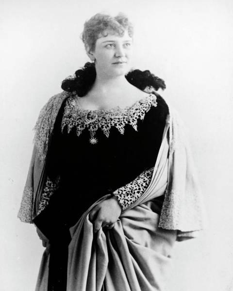 Photograph - Lillian Nordica (1857-1914) by Granger