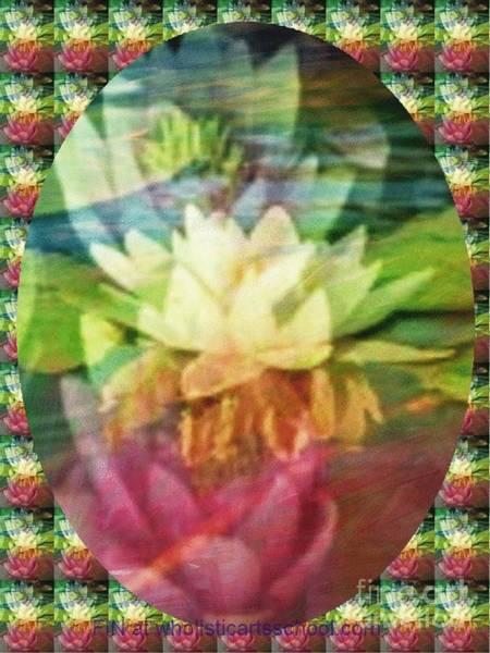 Essence Digital Art - Lily Birth by PainterArtist FIN