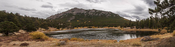 Photograph - Lily Lake Panorama by Lee Kirchhevel