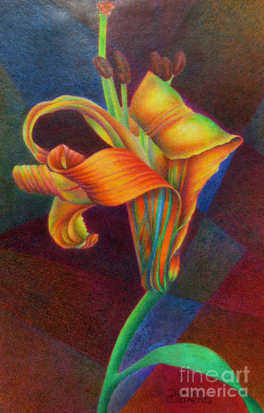 Painting - Lily's Rainbow by Pamela Clements