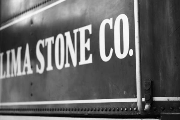 Photograph - Lima Stone Co by Dan Sproul