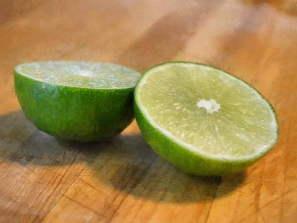 Photograph - Lime by Michelle Calkins