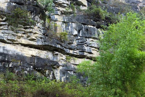 Wall Art - Photograph - Limestone Karst Formation by Tim Lester/science Photo Library