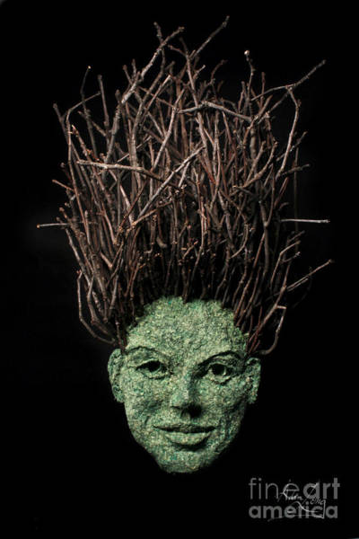 Twig Mixed Media - Limitless by Adam Long