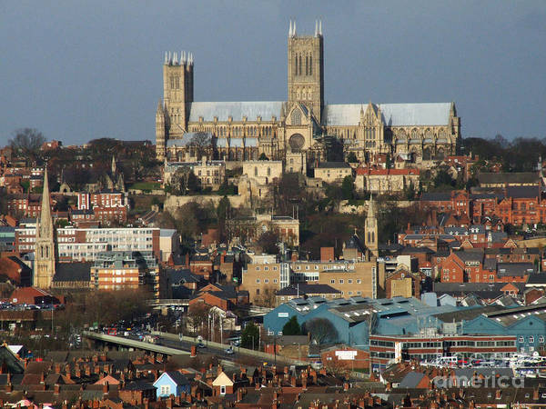 Photograph - Lincoln - England by Phil Banks