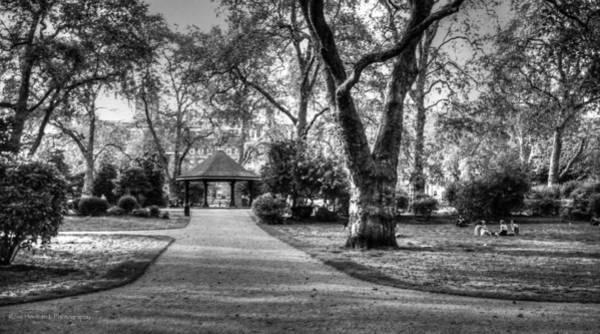 Photograph - Lincoln's Inn Fields by Ross Henton