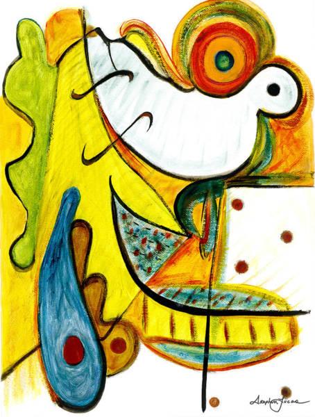 Linda Paloma Art Print