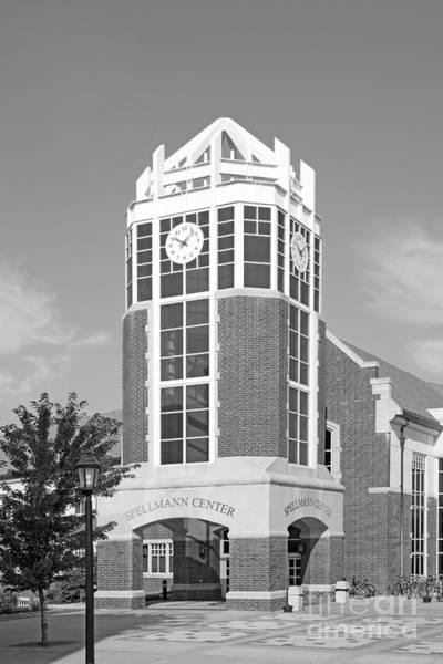 Photograph - Lindenwood University Spellman Center by University Icons
