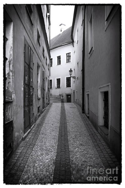 Wall Art - Photograph - Lined Up In Prague by John Rizzuto