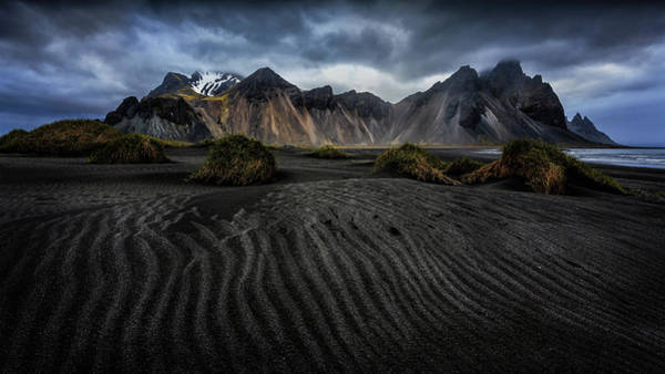 Mountain Ridge Photograph - Lines And Mountains by Sus Bogaerts