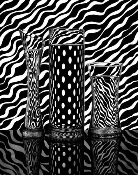 Zebra Pattern Photograph - Lines Or Dots... by Louis-philippe Provost