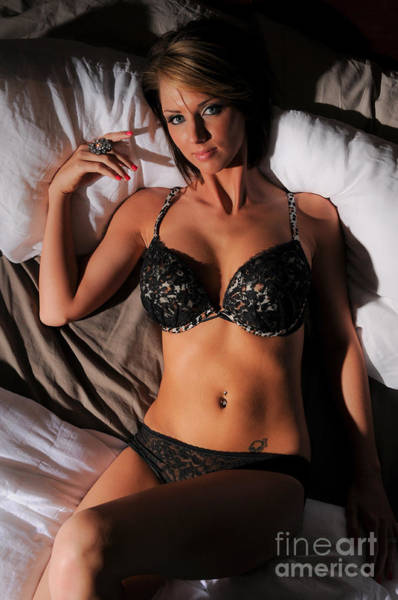 Passionate Photograph - Lingerie Beauty by Jt PhotoDesign