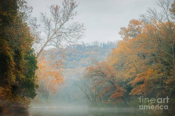 Photograph - Lingering Color by Larry McMahon