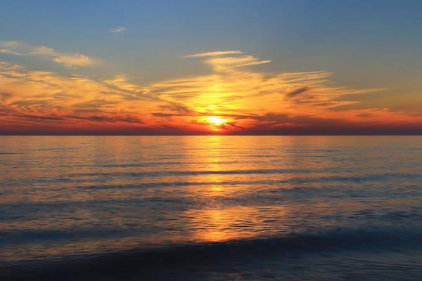 Photograph - Lingering Sunset 2 by Rachel Cohen