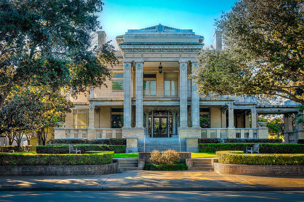 Photograph - Link Lee Mansion by David Morefield