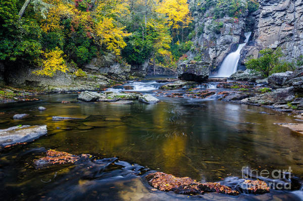 Wall Art - Photograph - Linville Falls  by Anthony Heflin