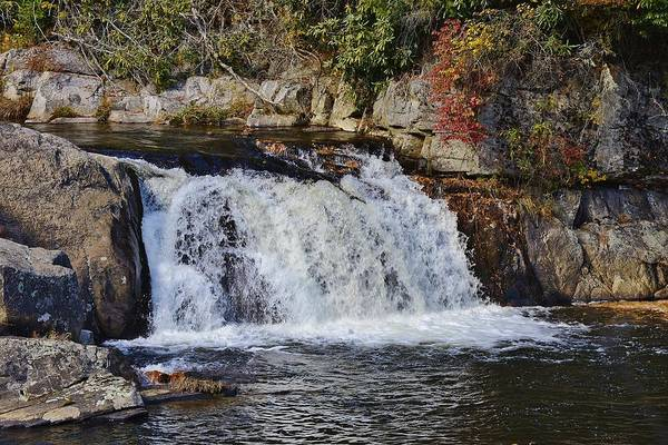 Photograph - Linville Falls by Bill Hosford