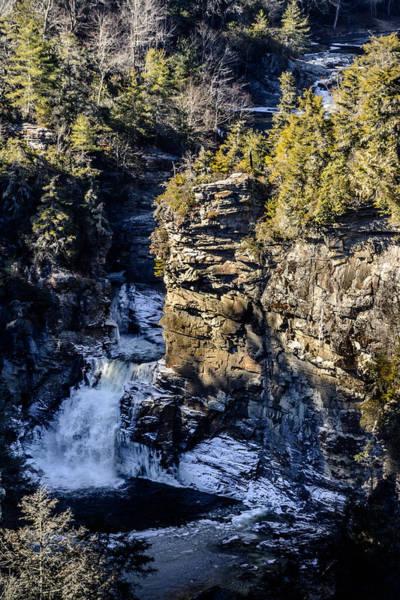 Photograph - Linville Falls by Randy Scherkenbach