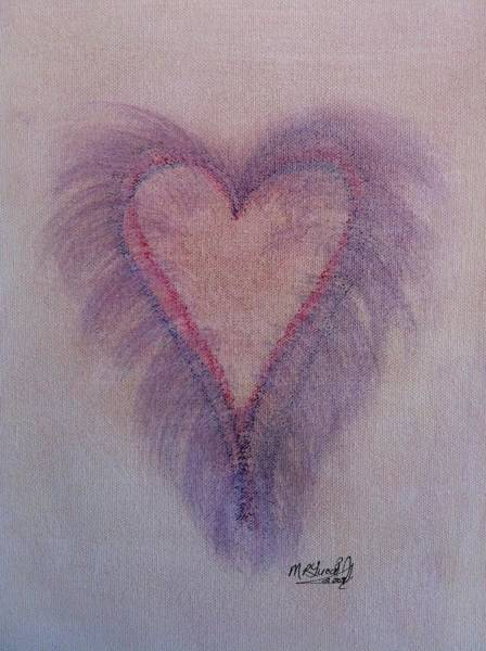 Painting - Lion Heart by Marian Palucci-Lonzetta