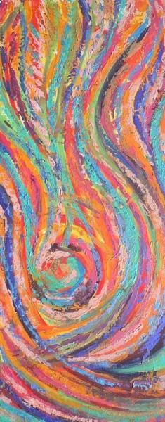 Painting - Lion's Roar by Deborah Brown Maher