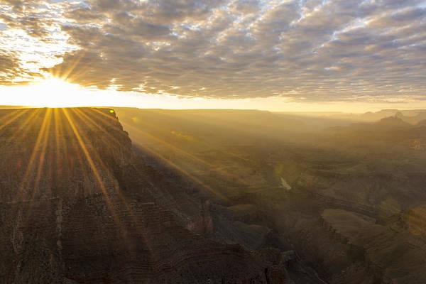 Wall Art - Photograph - Lipon Point Sunset 2 - Grand Canyon National Park - Arizona by Brian Harig