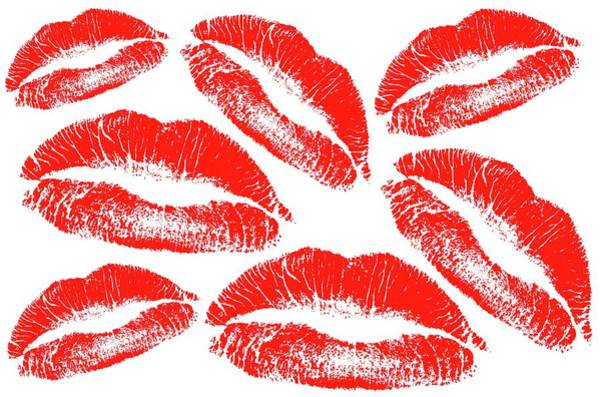 Wall Art - Photograph - Lips by Victor De Schwanberg/science Photo Library