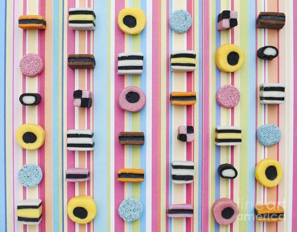 Wall Art - Photograph - Liquorice Allsorts by Tim Gainey