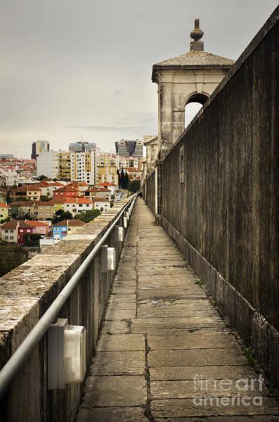 Wall Art - Photograph - Lisbon Aqueduct by Carlos Caetano