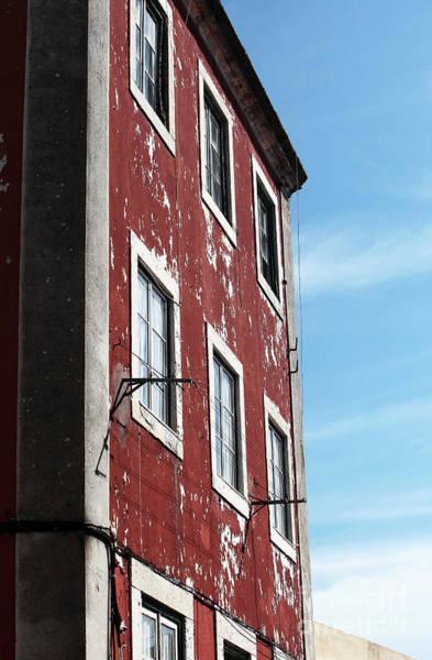 Wall Art - Photograph - Lisbon Architecture by John Rizzuto