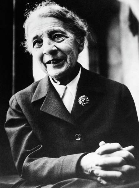Wall Art - Photograph - Lise Meitner by Emilio Segre Visual Archives/american Institute Of Physics