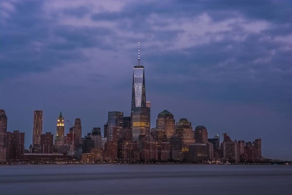 Wall Art - Photograph - Lit Tower by Ryan Crane