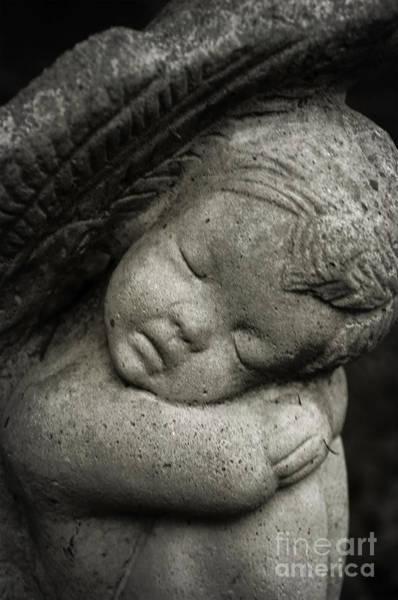 Photograph - Little Angel by Debra Fedchin