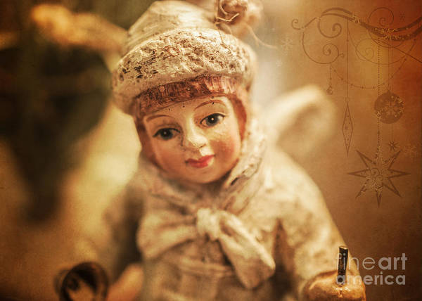 Photograph - Little Angel by Terry Rowe
