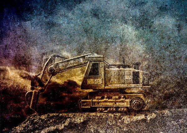 Photograph - Little Big Truck by Bob Orsillo