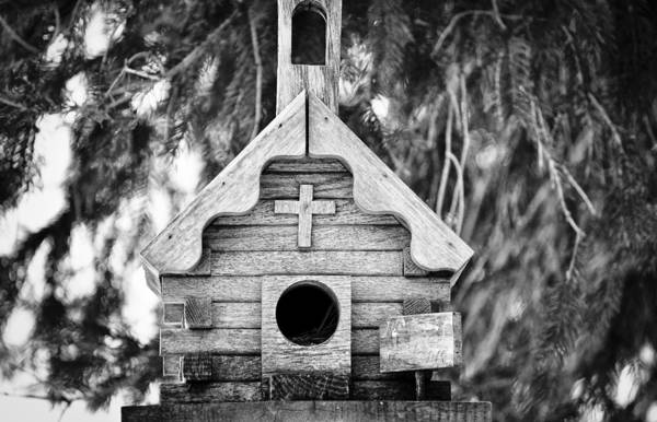 Photograph - Little Birdie Church by Christi Kraft