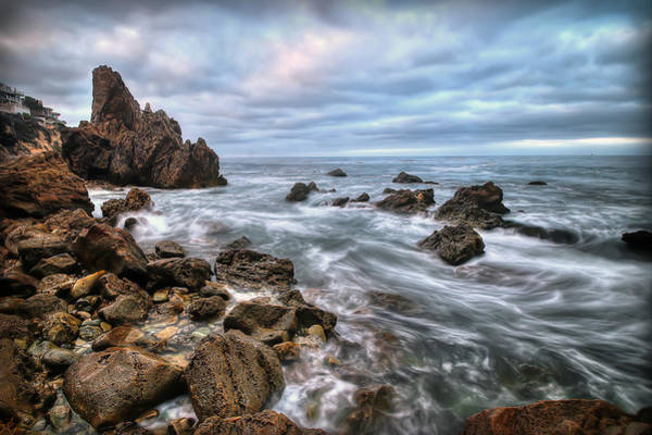 Del Photograph - Little Corona Del Mar by Ryan Smith