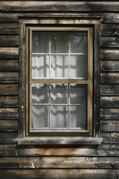 Photograph - Little Cottage Window by Kristia Adams