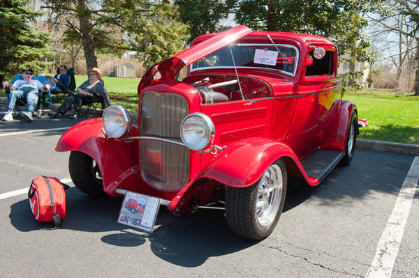 Photograph - Little Deuce Coupe by Keith Swango