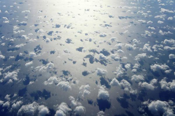 Photograph - Little Fluffy Clouds by Richard Newstead
