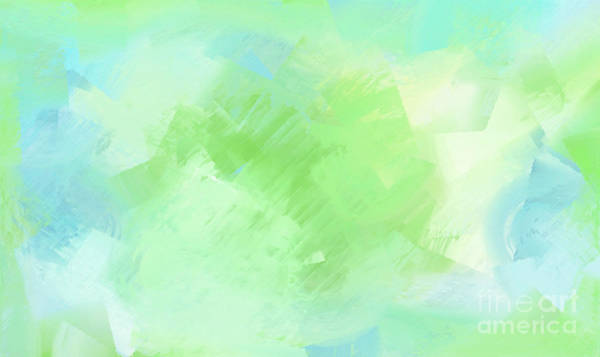 Digital Art - Little Frog In A Big Pond by Andee Design