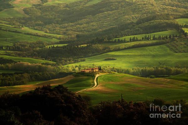 Photograph - Little House On The Hill by Jaroslaw Blaminsky