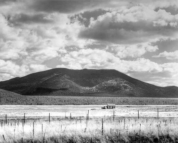 Photograph - Little House On The Prairie by Dave Beckerman