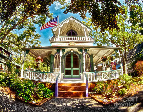Photograph - Little Island Cottage by Mark Miller