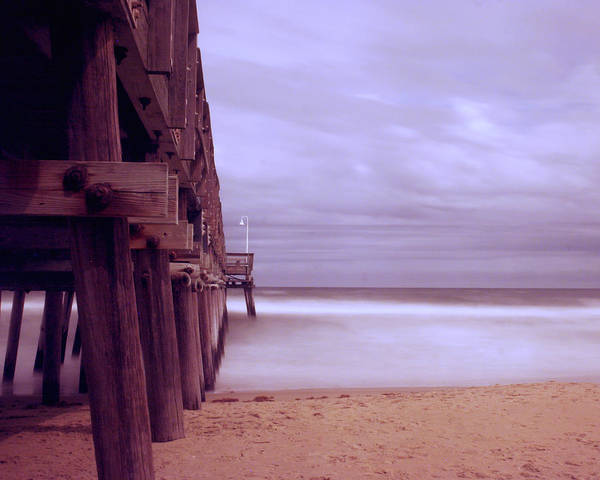 Photograph - Little Island Fishing Pier by Pete Federico