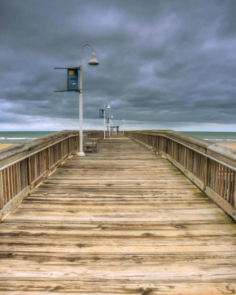 Little Island Pier Art Print