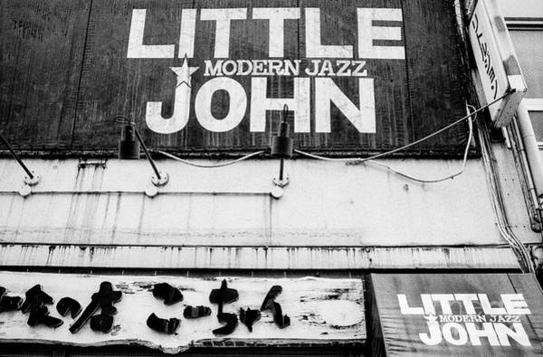 Wall Art - Photograph - Little John Modern Jazz by Dean Harte